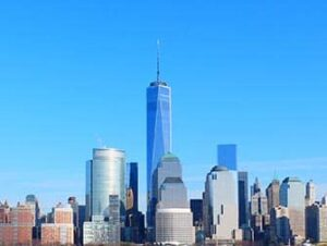 One World Observatory in New York