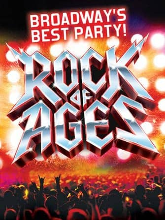 Rock of Ages de musical in New York