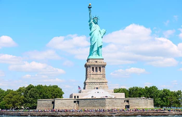 Vrijheidsbeeld - Liberty Island