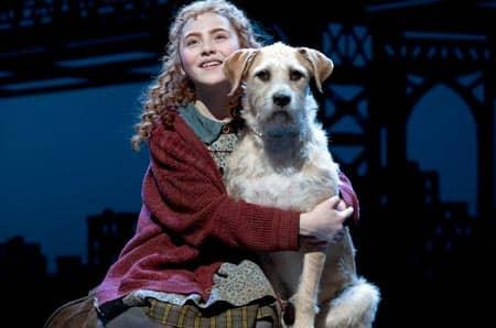 Annie op Broadway New York