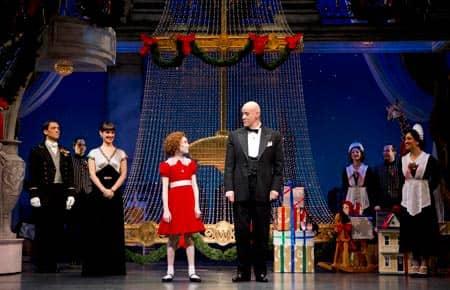Annie op Broadway