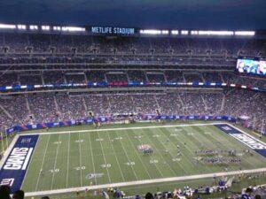 New York Giants Tickets Kopen