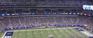 new york giants stadion en publiek