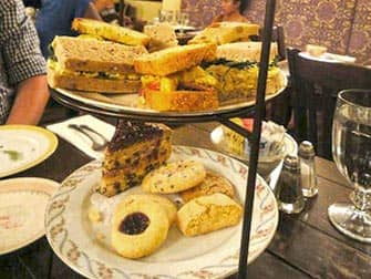 High Tea in New York - Alice's Tea Cup