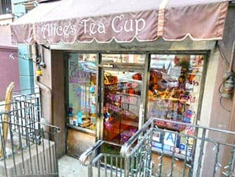 High Tea in New York - Alice's Tea Cup in Upper West Side