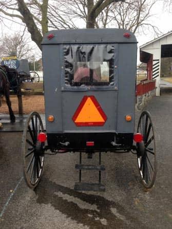 Amischen trip uit New York