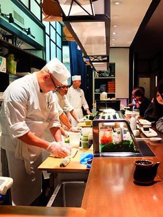 Beste Sushi in New York - Takahachi