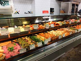 Lunch in New York - Whole Foods
