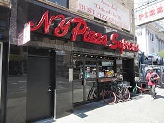 NY Pizza Suprema - 413 8th Avenue