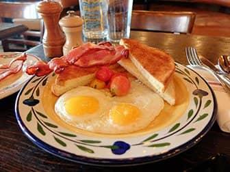 Ontbijten in New York - Ontbijt bij Gemma
