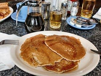 Pancake Ontbijt in New York
