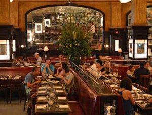 Romantische Restaurants en Bars in New York