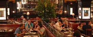 Romantische restaurants en bars in New York