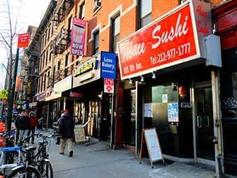Beste sushi in New York - Abace Sushi