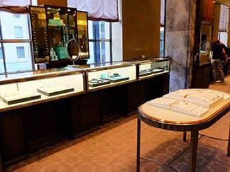 Tiffany & Co. New York - Shoppen