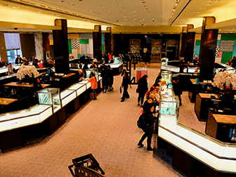 Tiffany & Co. New York - Winkel