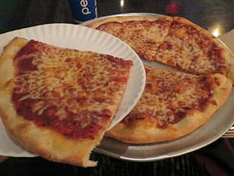 Two Boots Pizza in NYC