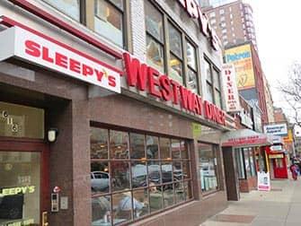 Westway Diner in New York