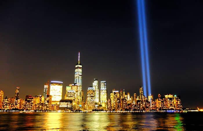 9/11 in New York - Tribute in Light
