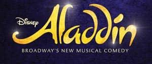 Aladdin op Broadway