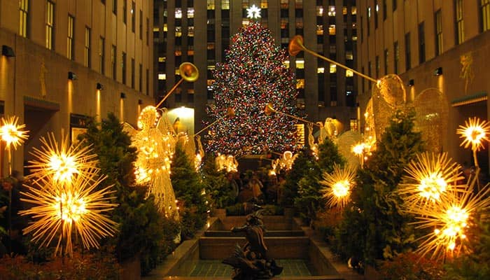 Nyc Christmas Tree Lighting