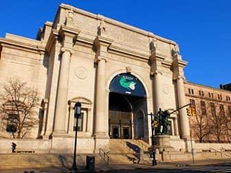 Nieuwjaarsdag in New York - American Museum of Natural History