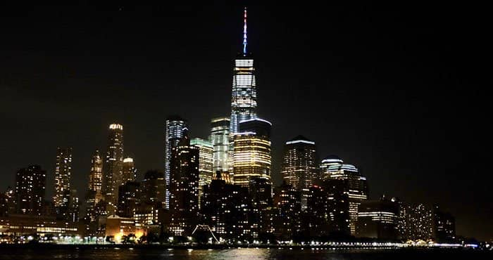 Avond Helikoptervlucht en Sightseeingcruise in New York - Cruise