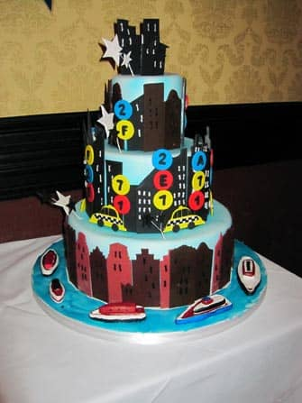 Carlo's Bakery 'Cake Boss' in New York - Bruidstaart