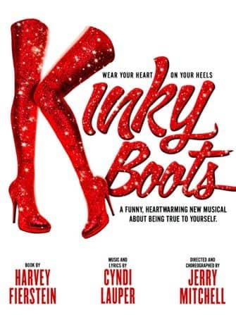 kinky boots op broadway new york