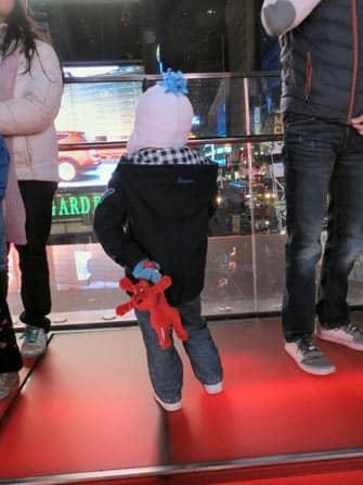 times square bezoeken met de kids in new york
