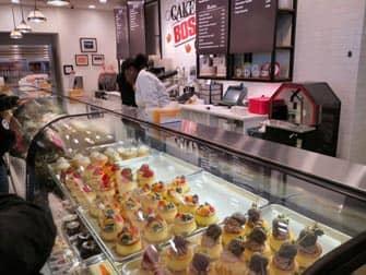 van binnen cake boss cafe in manhattan