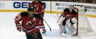 New jersey devils match