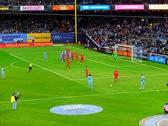 New York City FC Tickets Kopen - Voetbalwedstrijd