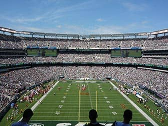 New York Jets Tickets Kopen - American Football Wedstrijd