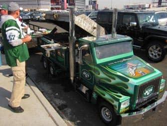 New York Jets Tickets Kopen - Parkeerplaats