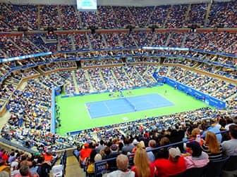 US Open Tennis Tickets - Tennis Wedstrijd