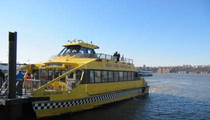 New York Haven Hop-On Hop-Off Cruise - Watertaxi