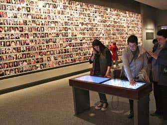 memorial muur 911 museum new york