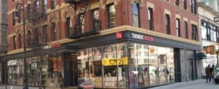 Het Tenementmuseum in New York