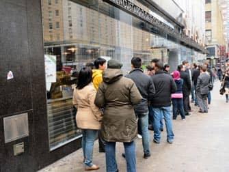 shake shack tegenover hotel row nyc new york