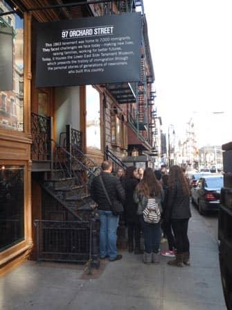 Het Tenementmuseum in New York - Tour