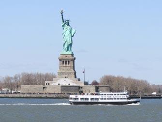 Explorer Pass Statue of Liberty boottochten