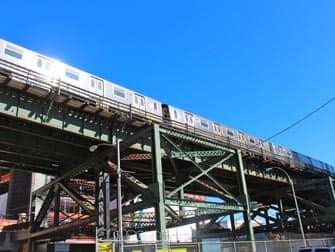 Long Island City trein