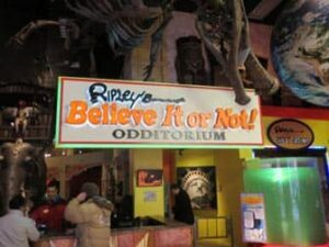 ripleys believe it or not in new york