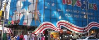 toys R us op times square