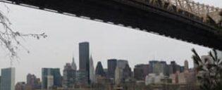 uitzicht van long island city