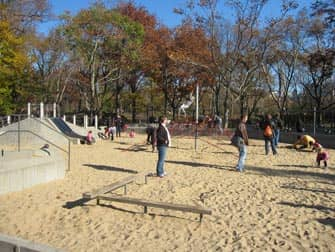 Central Park Speeltuin in New York