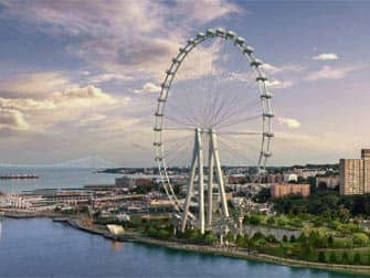 new york wheel op staten island