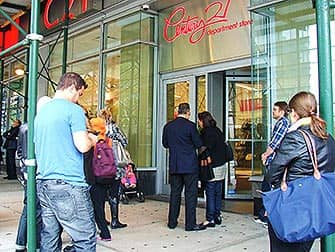Century21 Outlet in New York