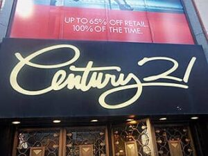 Century21 in New York
